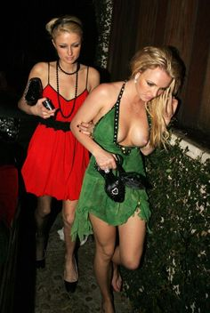 Briney spears and paris hilton naked picture