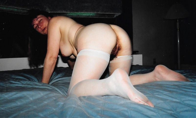 Nude mexican women on all fours
