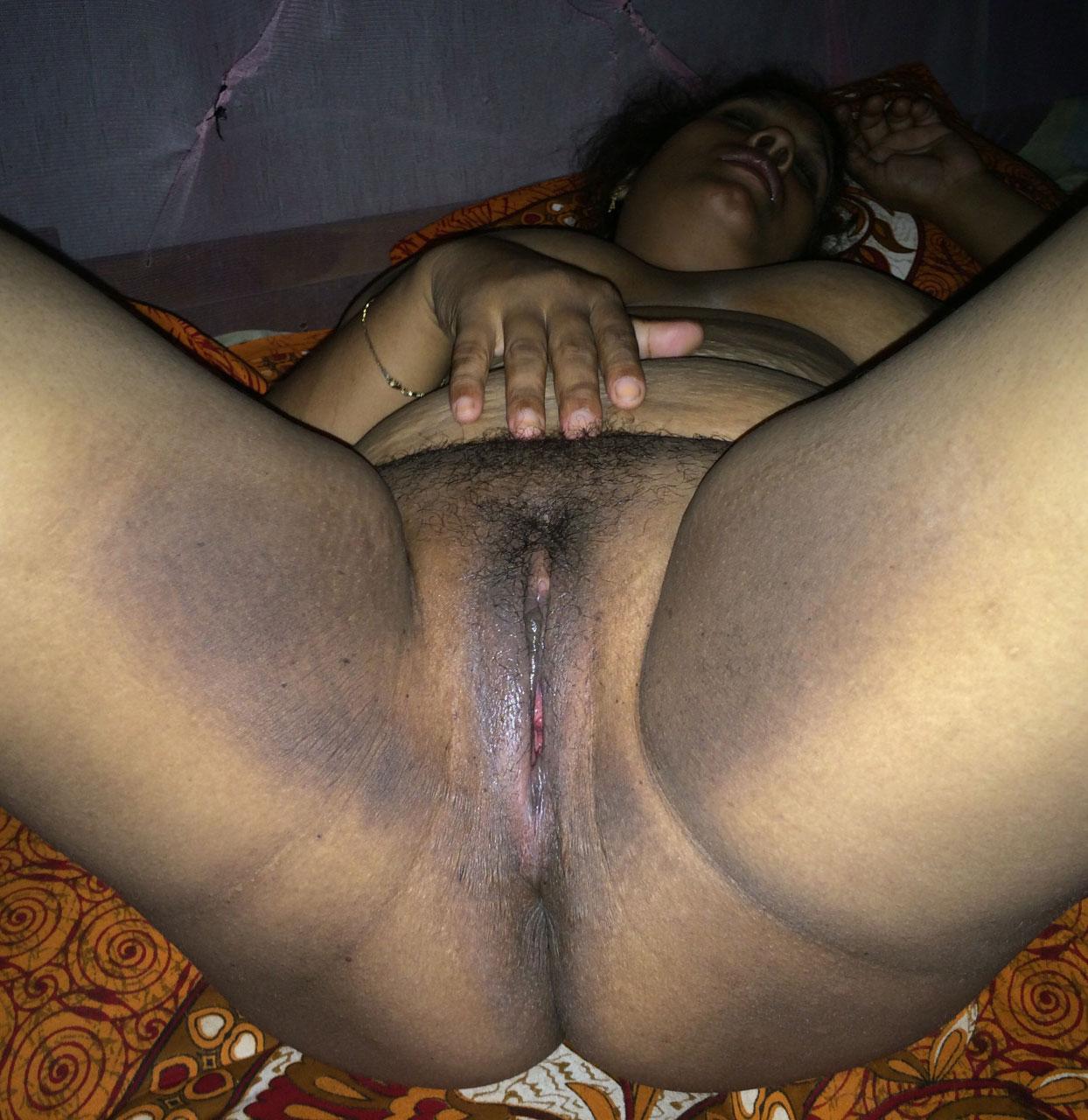 Desi fat aunty pussy