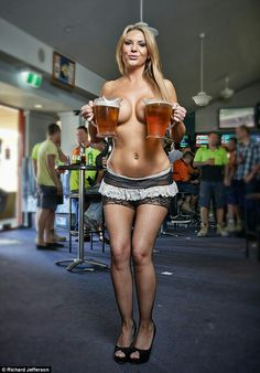 German beer girls nude