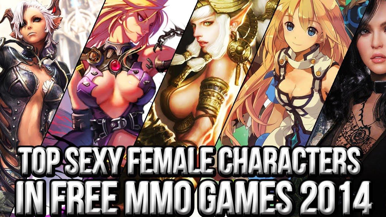 Naked anime video game women