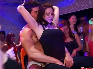 Sexy xxx in dance club