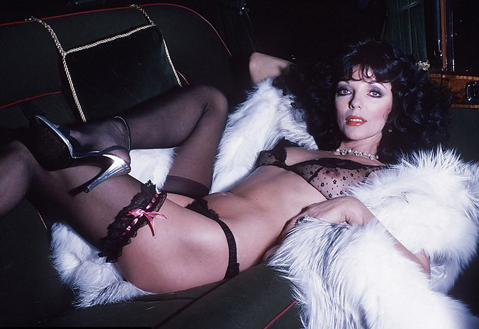 Joan collins movies nude scenes