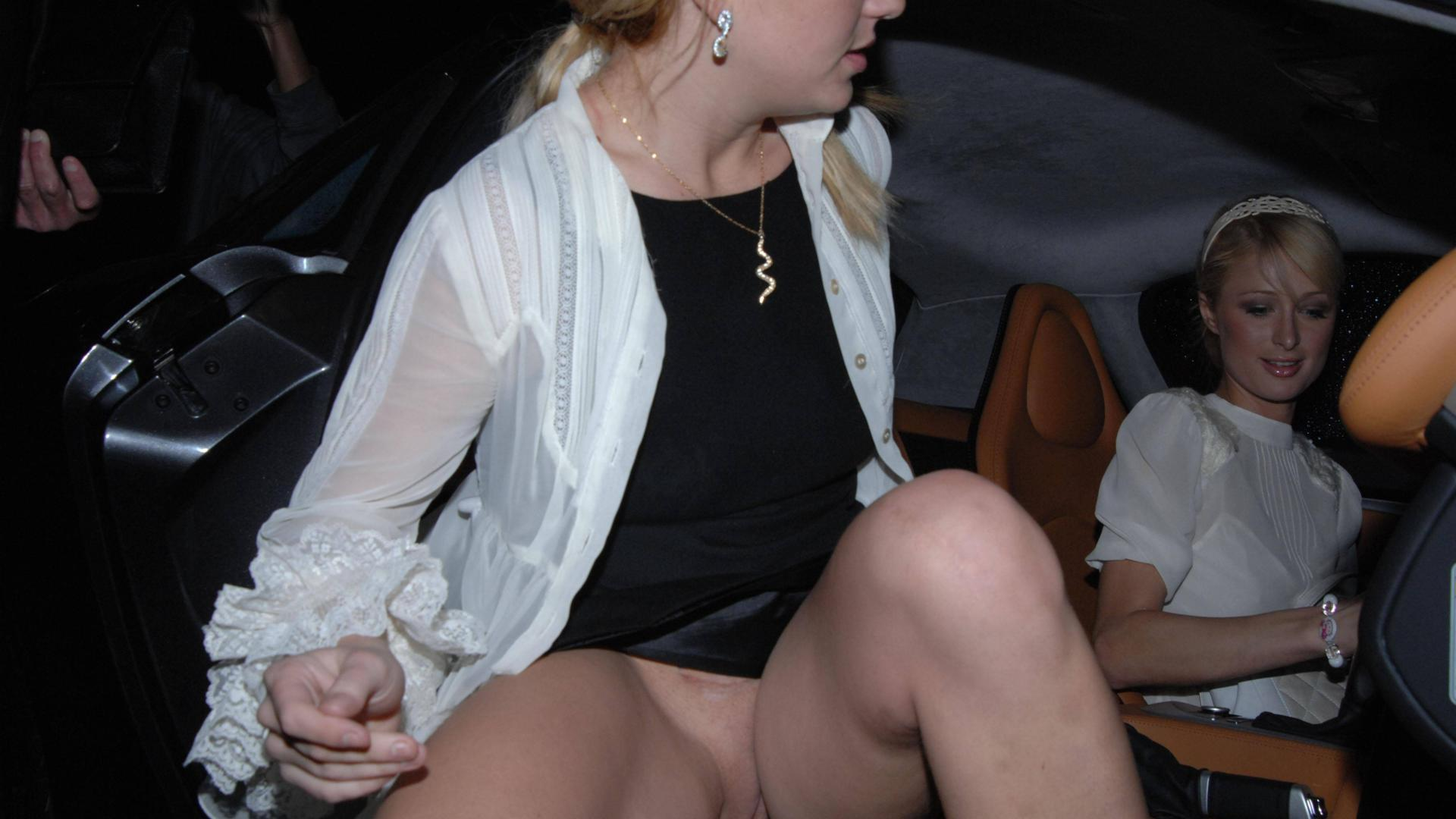 Britney spears paris hilton naked