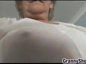 Her pussy down panties matures porn