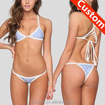 Hot thong bikini bodies