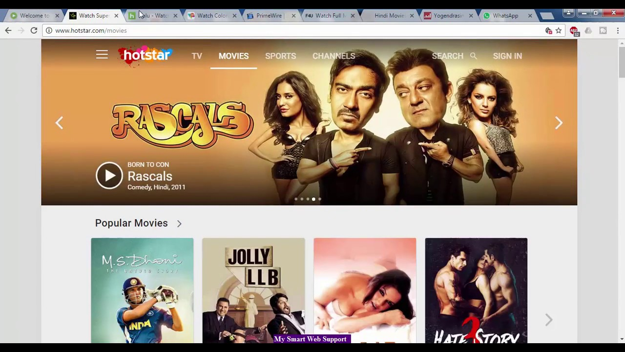 Free indian movies online