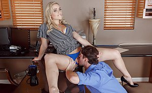 Kacey kox interracial photoshoot