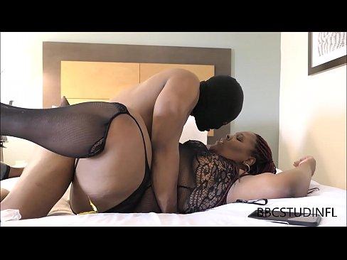 Sexy black bbw fuck