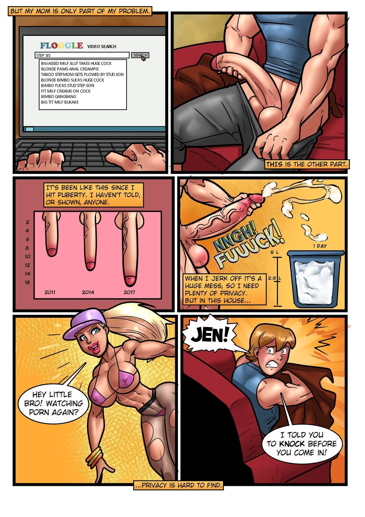 Free huge tit adult comic mpegs
