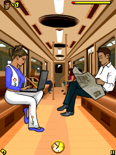 Sex adventure mobile game for n70
