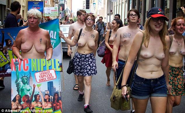New york city women nude