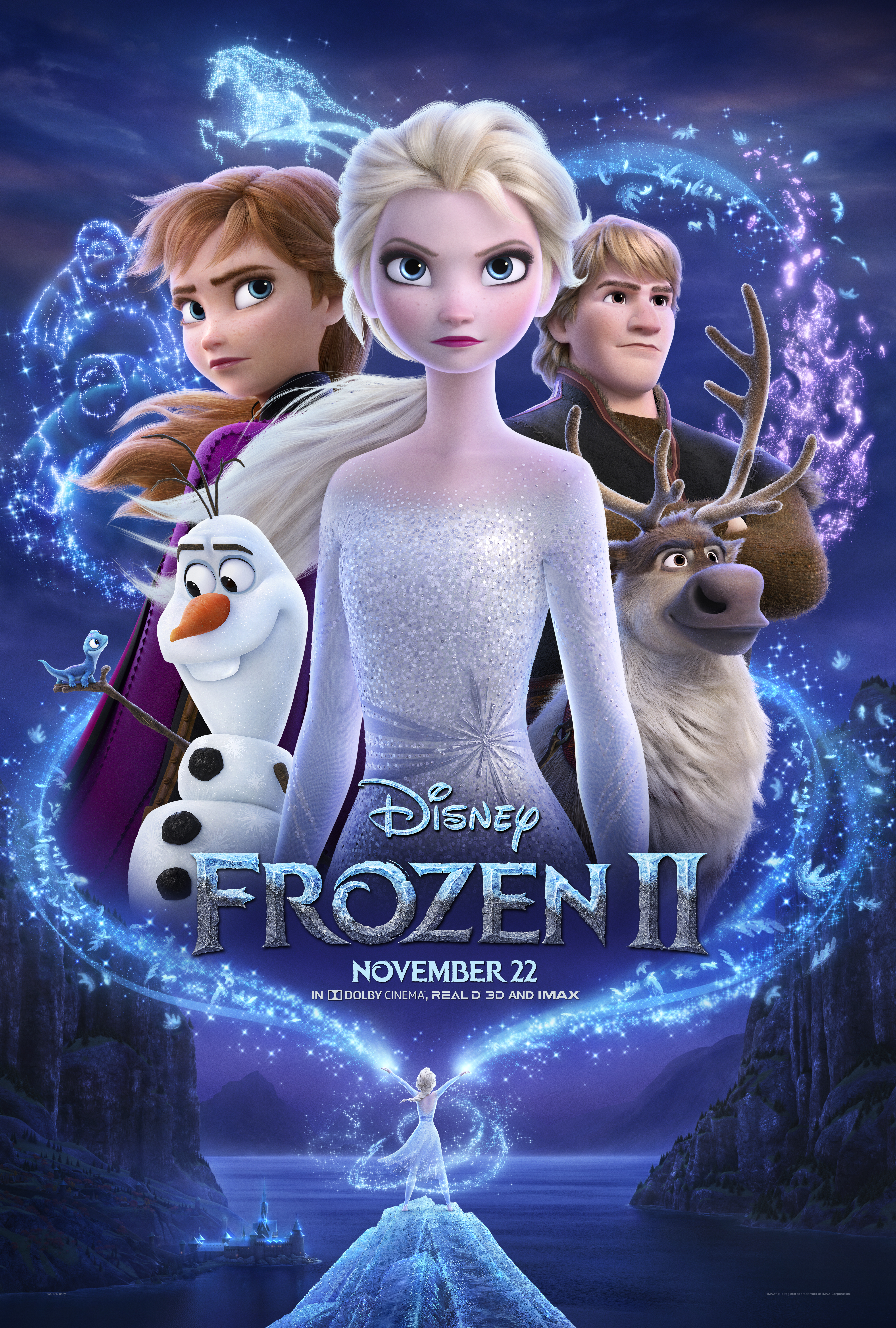 Disney s frozen trailer