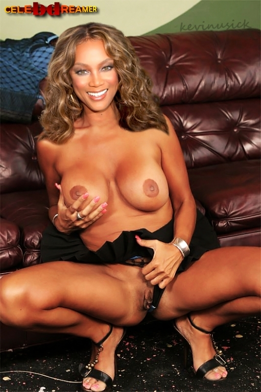 Tyra banks nude sex galleries. com