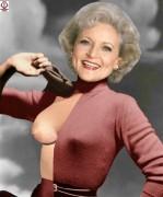 Betty white nude fakes