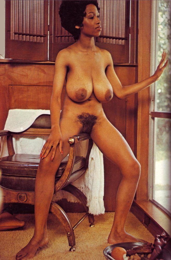 Vintage black pussy porn
