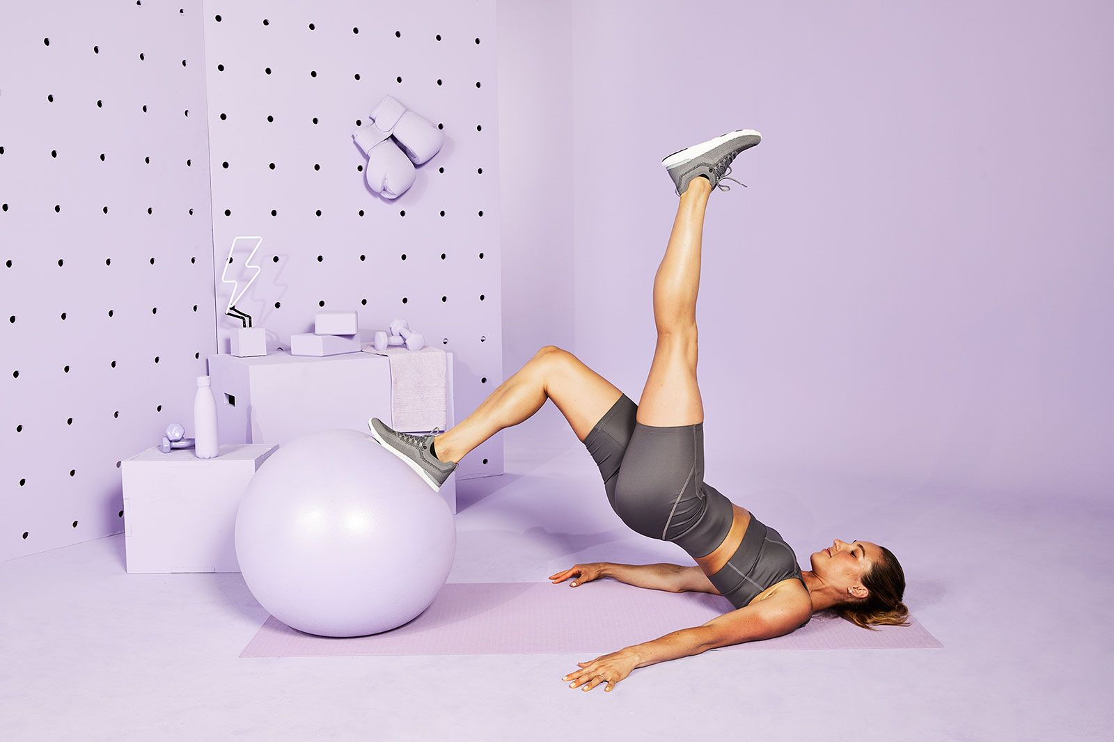 Bigger butt exercises for women