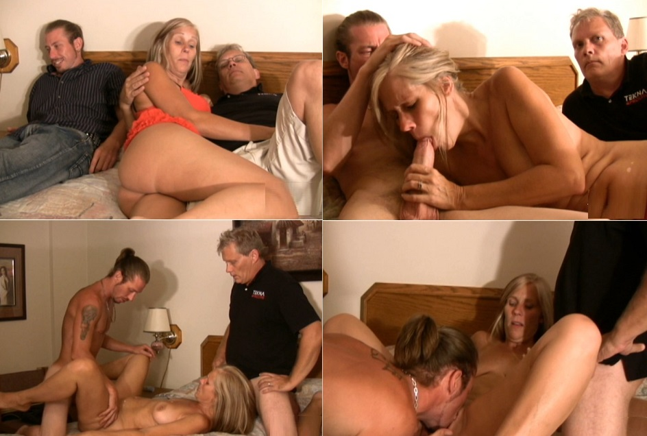 Son dad sex mom