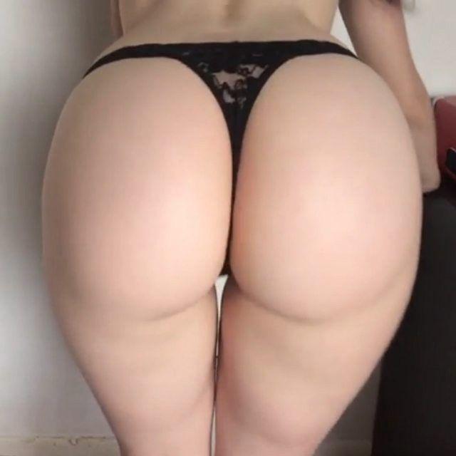 Nice big ass white girl