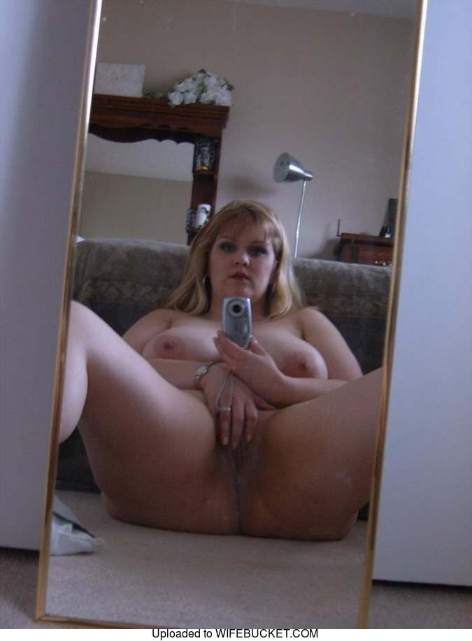 Lonely wives self shots