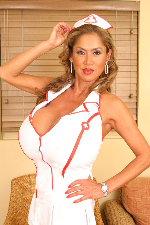 Naked girls big tits nurses