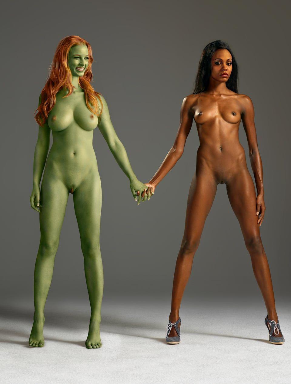 Nude star trek cosplay Seven of