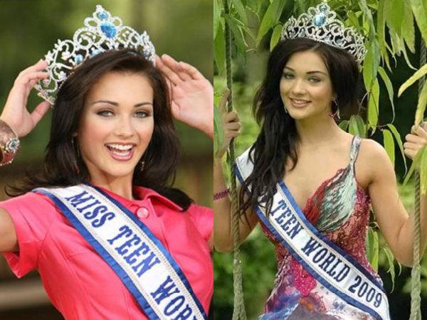 Miss teen world amy jackson