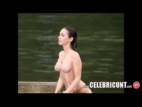 Nude megan fox boobs