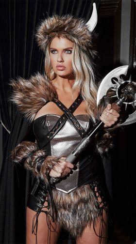 Hot sex viking woman