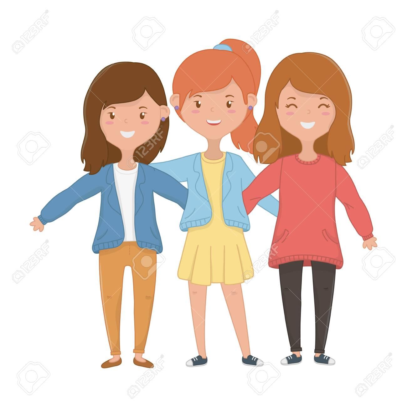 Desi young teen girls