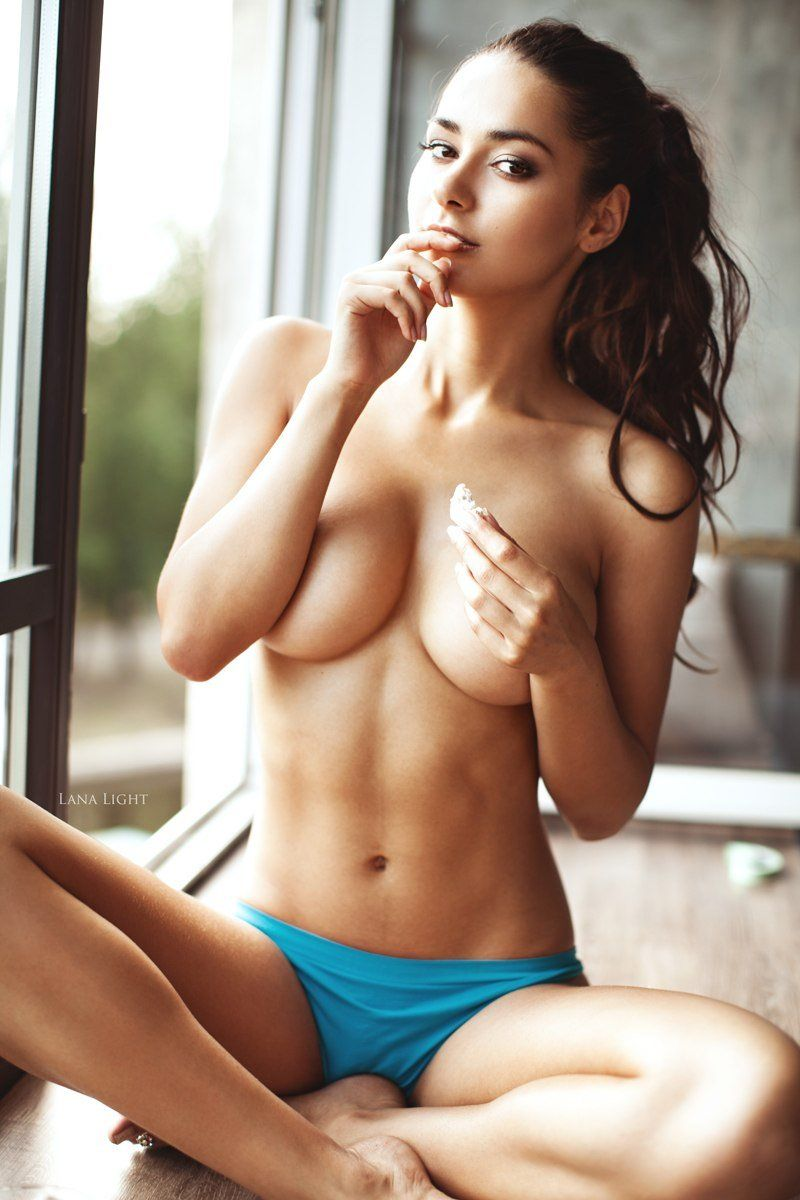 Hot semi nude girls