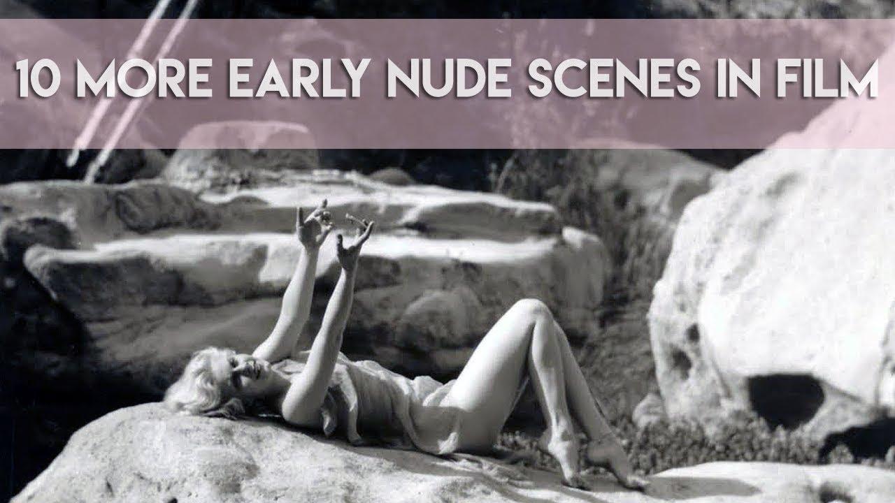 Pre war nudist film pics