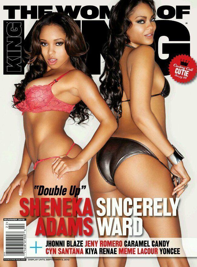 Nude king magazine women