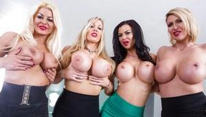 Sexy big black woman naked