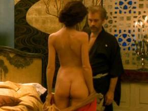 Porn saffron burrows nude
