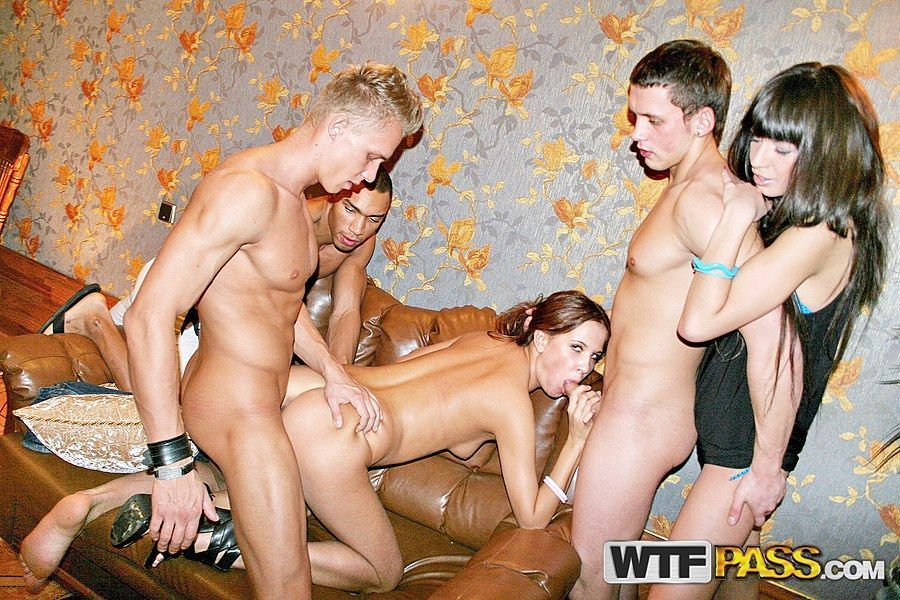 Group orgie sex parties