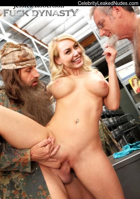Jessica robertson nude porn