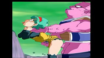 Bulma and bills fuck