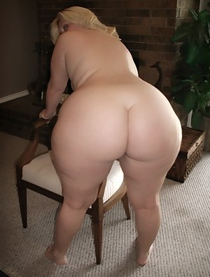 Bbw ass hole nude