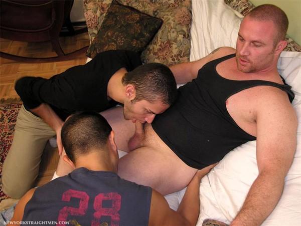 New york straight men
