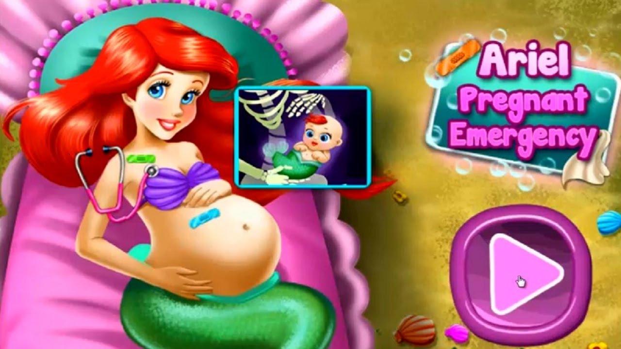 Disney princess ariel pregnant