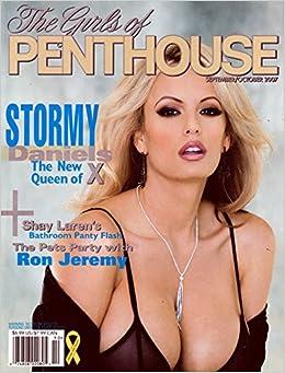 Penthouse stormy daniels pics