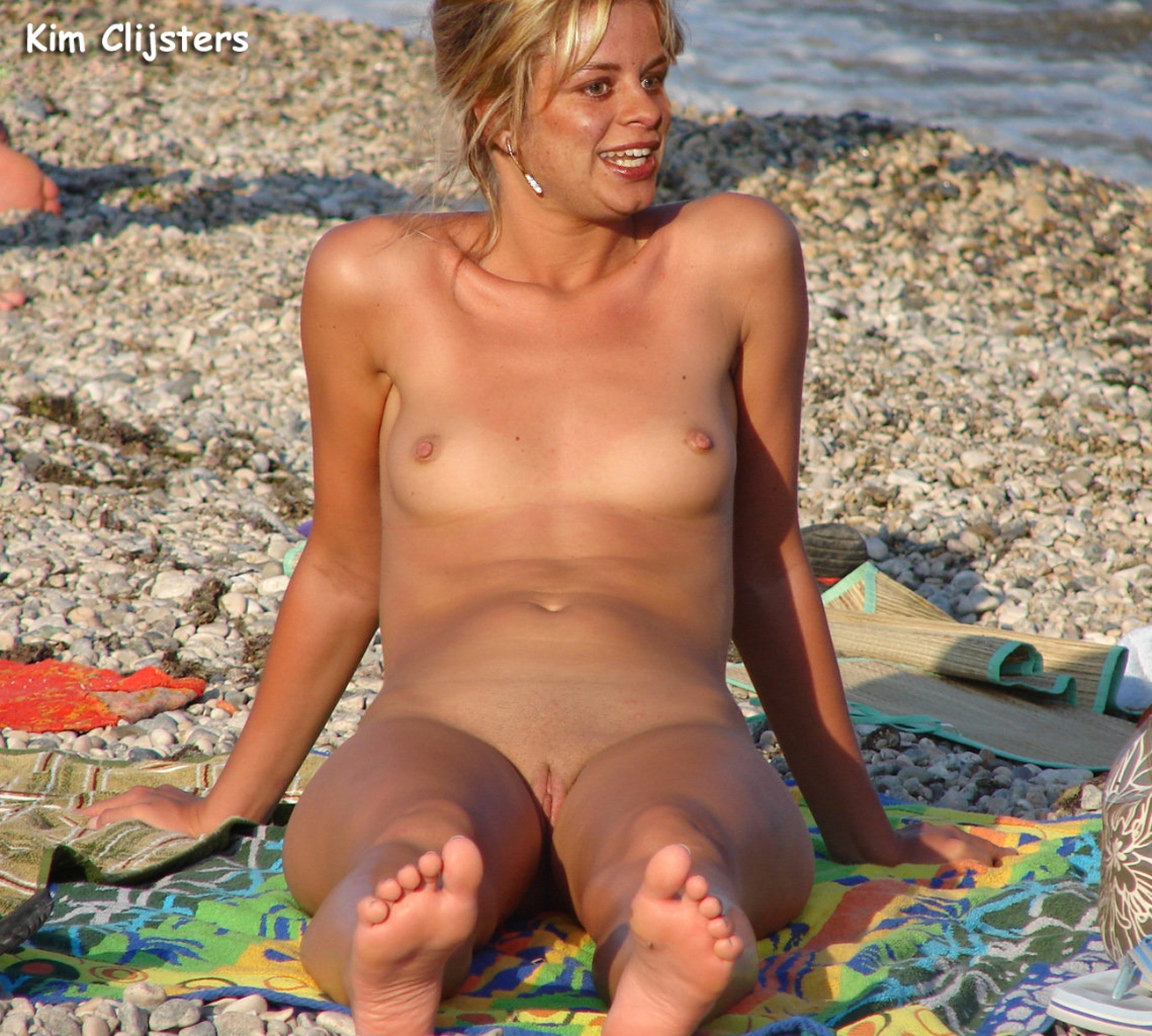 Kim clijsters nude fake
