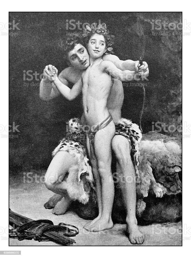Free vintage nude boys pic