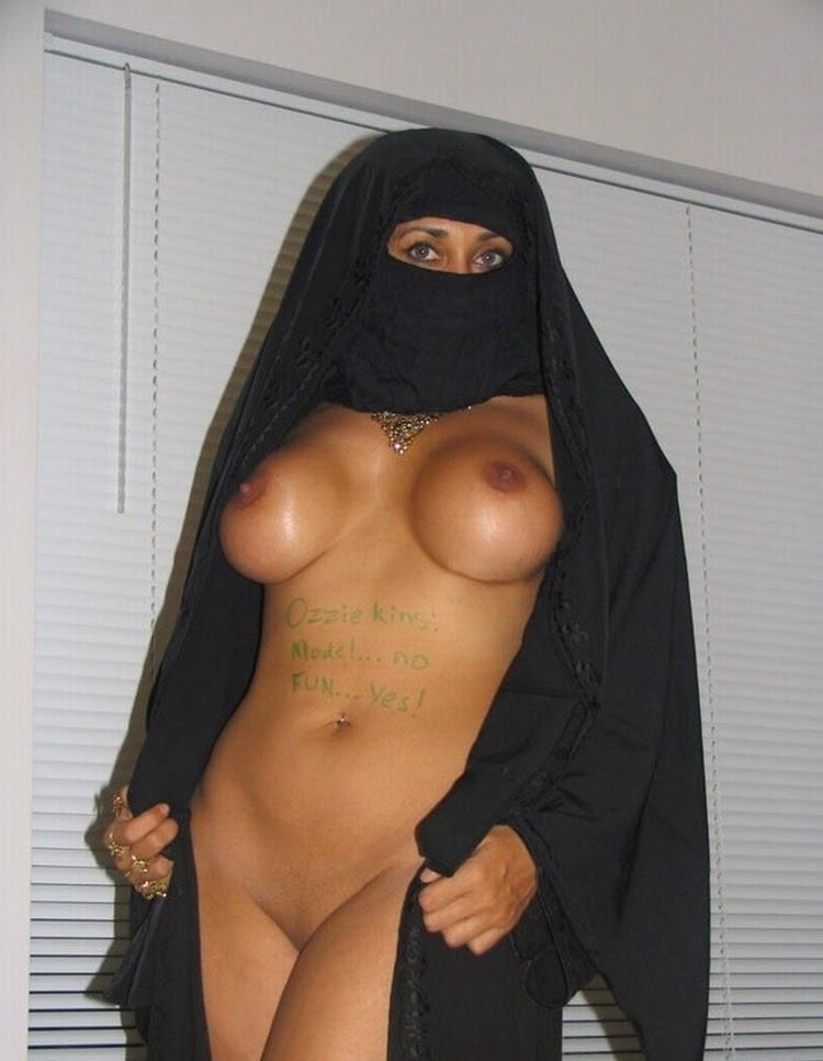 Naked muslim women nude