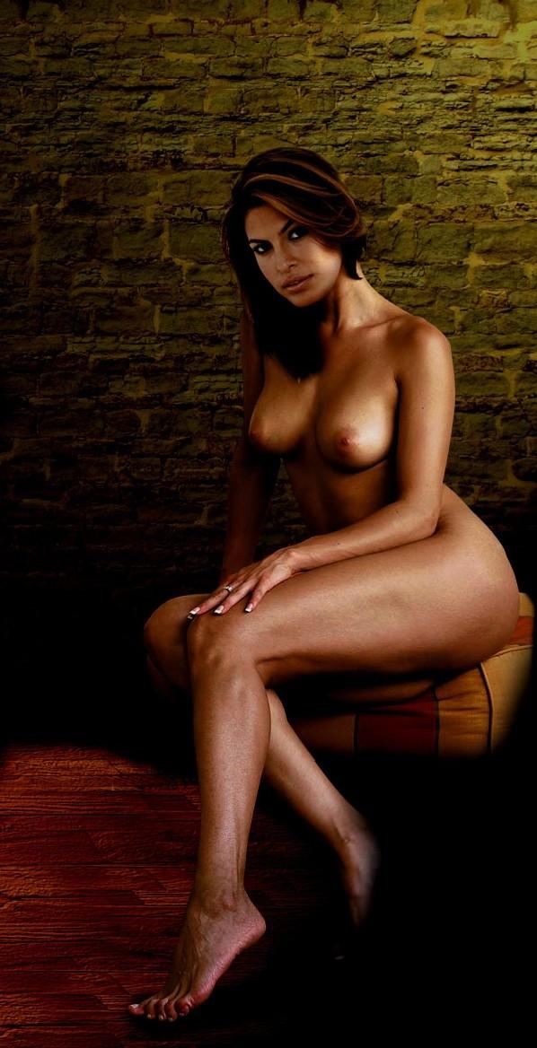 Eva mendes i like nice tits