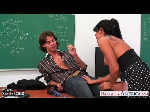 Lezley zen teacher tit big