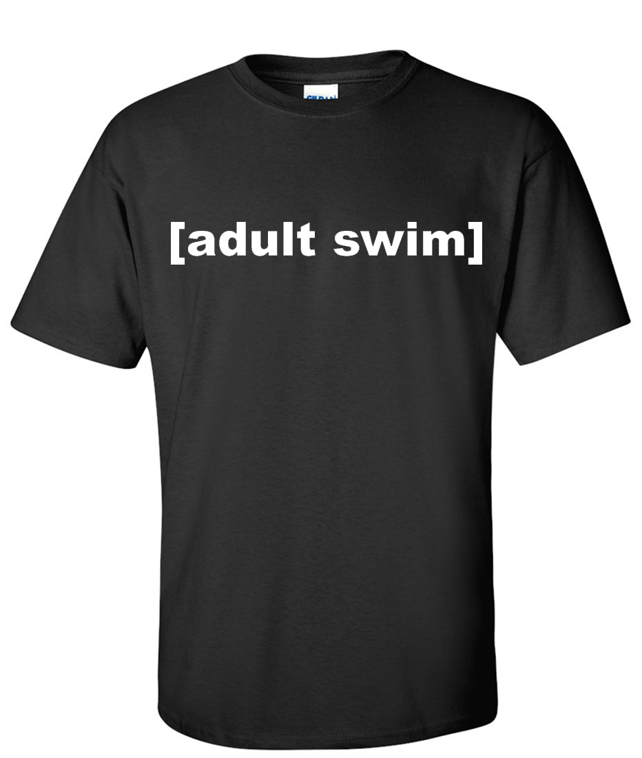 Adult swim t shirt