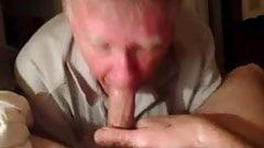 Grandpa and boy blowjob