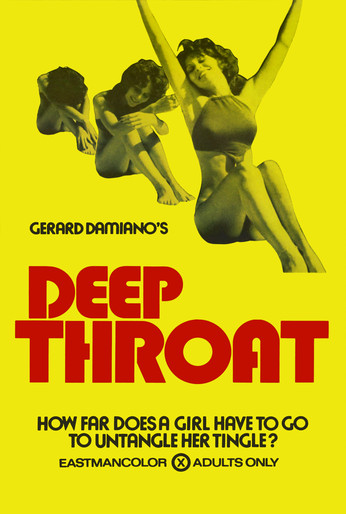 Deep throat ned film